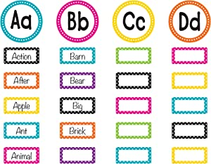 Teacher Created Resources Polka Dots Word Wall Bulletin Board (5787)