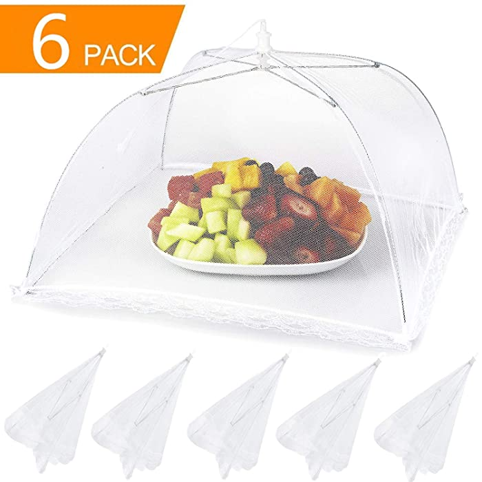 The Best Mesh Dish Food Cover
