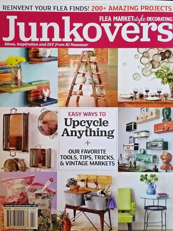 Fine Flea Market Style Magazine Best Of Projects Junkovers Ki Nassauer 2017 New Home Interior And Landscaping Oversignezvosmurscom