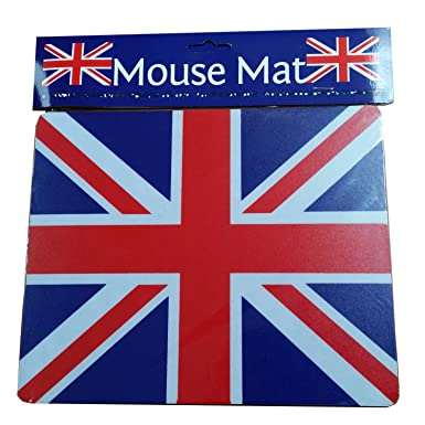 Stylish, Modern Union Jack British Britain UK UJ London Mouse Mat ...