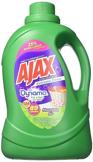 Detergente líquido para lavandería Extreme Clean con dinamo por ...