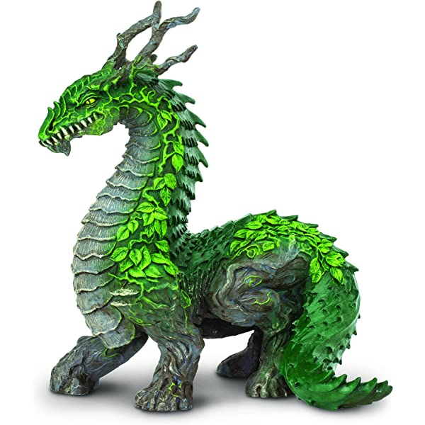 Safari Ltd for Ages 3 and Up Quality Construction from Phthalate Dragons Lead and BPA Free Materials Thorn Dragon