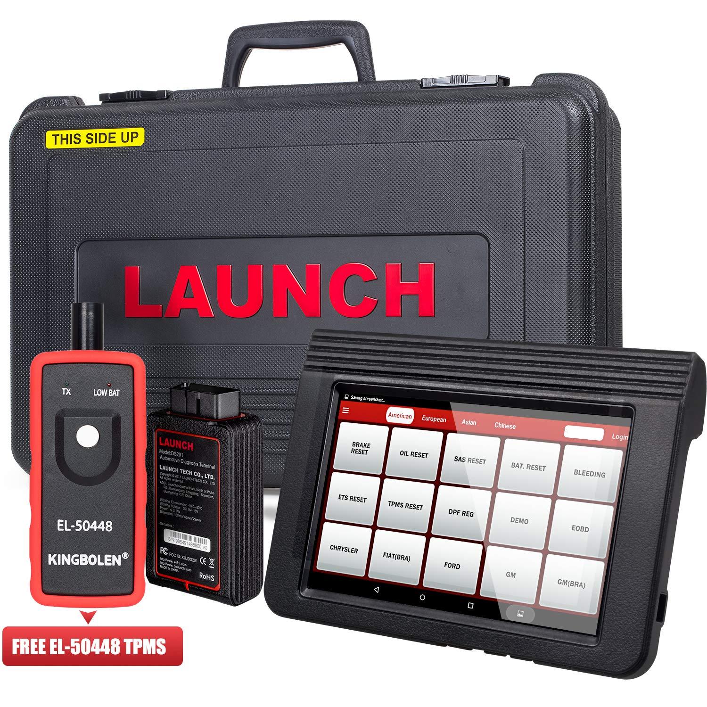 Launch X431 Creader 3001 OBD2 Scanner Automotive Car Diagnostic Tool Check Engine Light O2 Sensor Systems OBD Code Readers Scan Tools