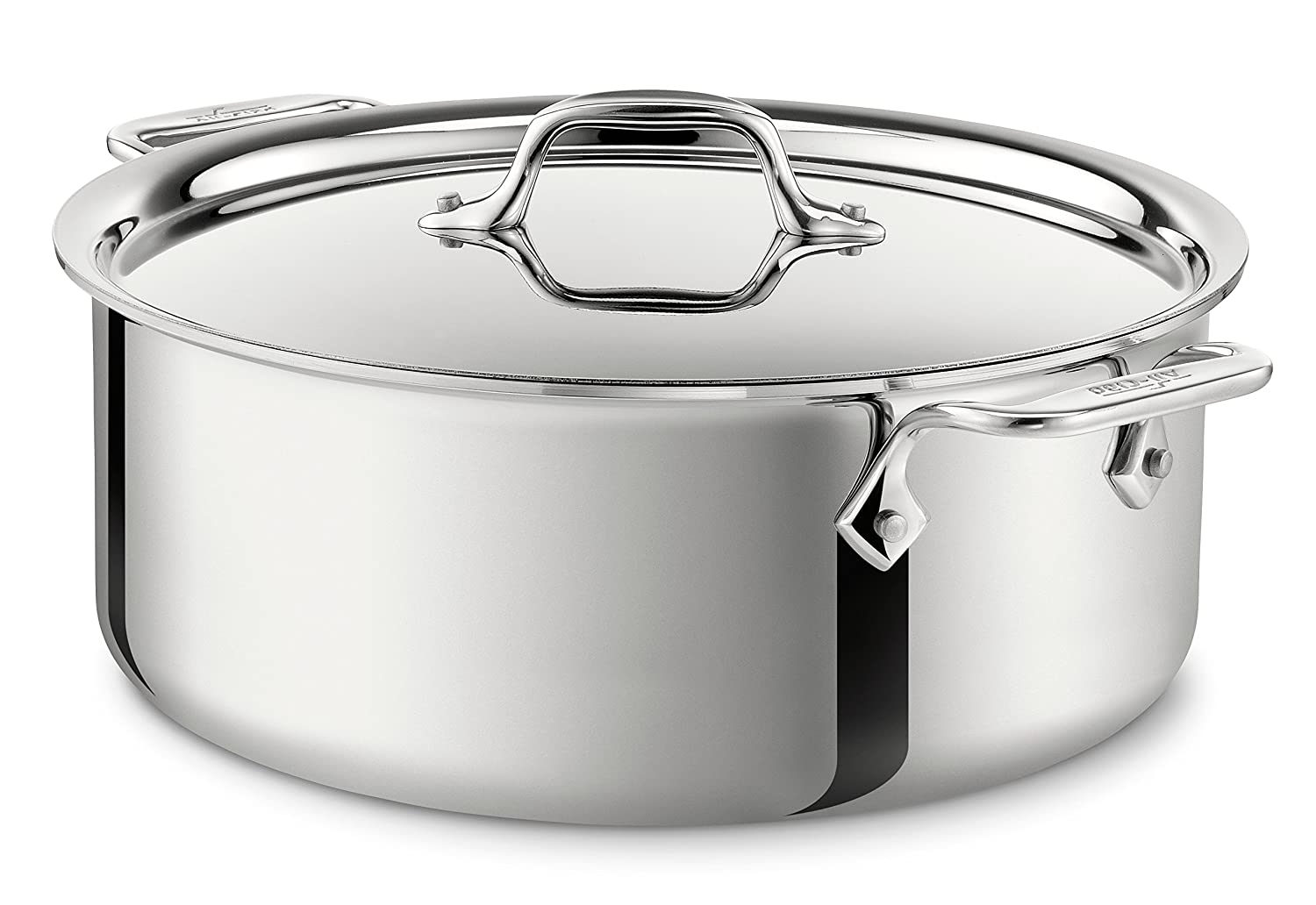 Amazon.com: All-Clad 4506 Stainless Steel Tri-Ply Bonded ...