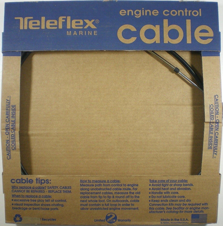 Teleflex / Seastar 33C Midrange Control / Gear Cable