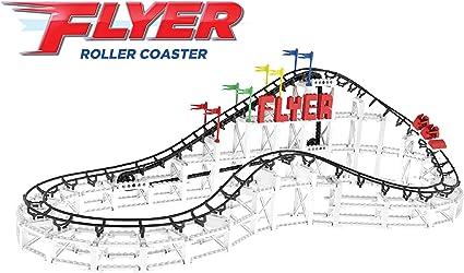 Manual Book Fast Shipping Custom Creator Roller Coaster Lego 10261 Compitible