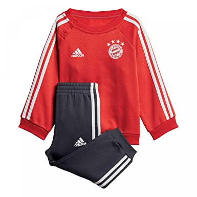 utterly stylish where can i buy fantastic savings adidas Unisex Baby Fc Bayern 3s Jogginganzug