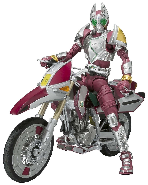 Tamashii Nations Bandai S.H.Figuarts Kamen Rider Garren and Red Rhombus Action Figure BAN78886