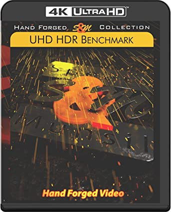 Amazon com: Spears & Munsil UHD HDR Benchmark (UHD Blu-ray