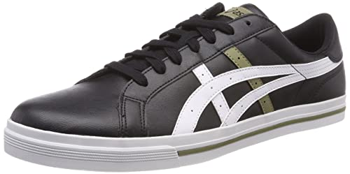 Asics Classic Tempo, Zapatillas para Hombre, Negro (Black/White 9000), 44.5 EU