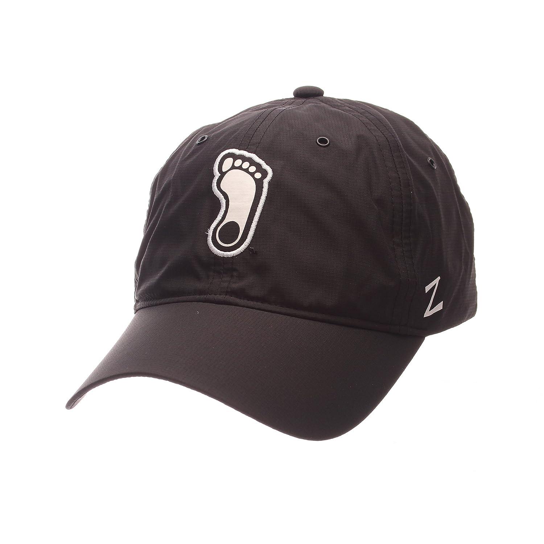 Black NCAA North Carolina Tar Heels Adult Mens Darklite Performance Hat Adjustable Size