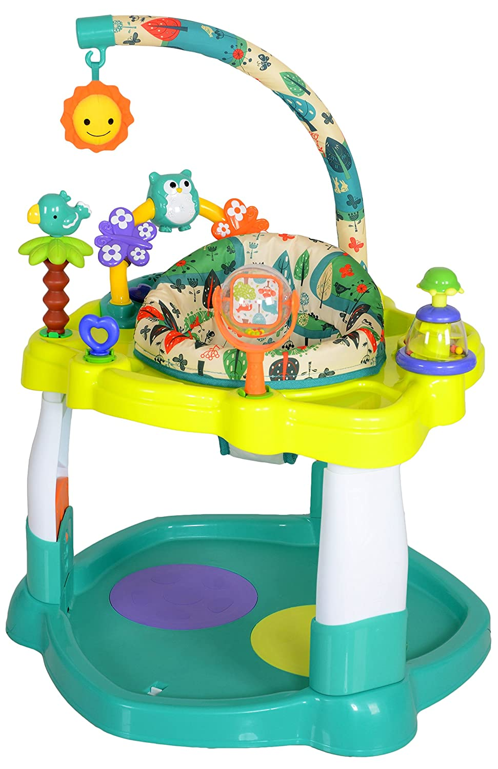 8857b604e Amazon.com   Creative Baby Woodland Activity Center   Baby