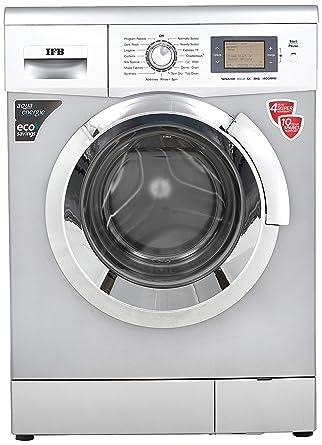 Ifb 8 Kg Fully Automatic Front Loading Washing Machine Senator Aqua Sx Silver Inbuilt Heater Amazon In Home Kitchen