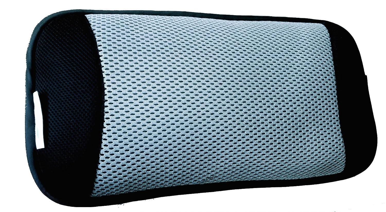 per la casa cuscino per il sostegno lombare Airospring in tessuto 3D per la sedia dell/'ufficio e il sedile posteriore dell/'auto. traspirante