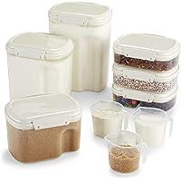 Sistema Bake It Almacenamiento de alimentos para ingredientes de hornear
