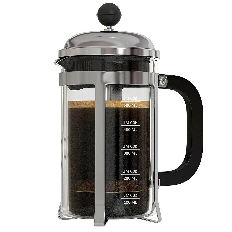InstaCuppa French Press Coffee Espresso Tea Maker