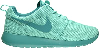 Licuar Ir a caminar Huracán  Amazon.com | Nike Roshe Run Men's Shoes Bleached Turquoise/Catalina  511881-301 (7 D(M) US) | Running