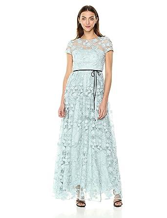 06856530e2b ML Monique Lhuillier Women s Formal Dress  Amazon.co.uk  Clothing