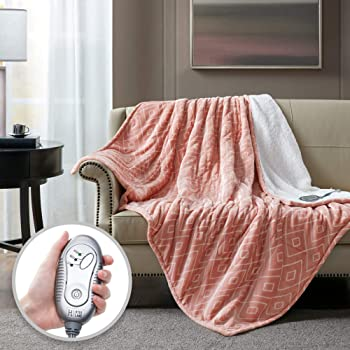 Hyde Lane 3 Heat Settings Electric Blanket