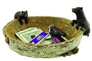 Black Bear Bowl, 9.5-inch