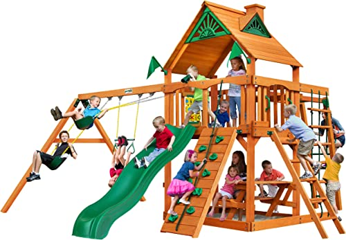 Gorillaplay Sets Home Backyard Playground Navigator Swing Set