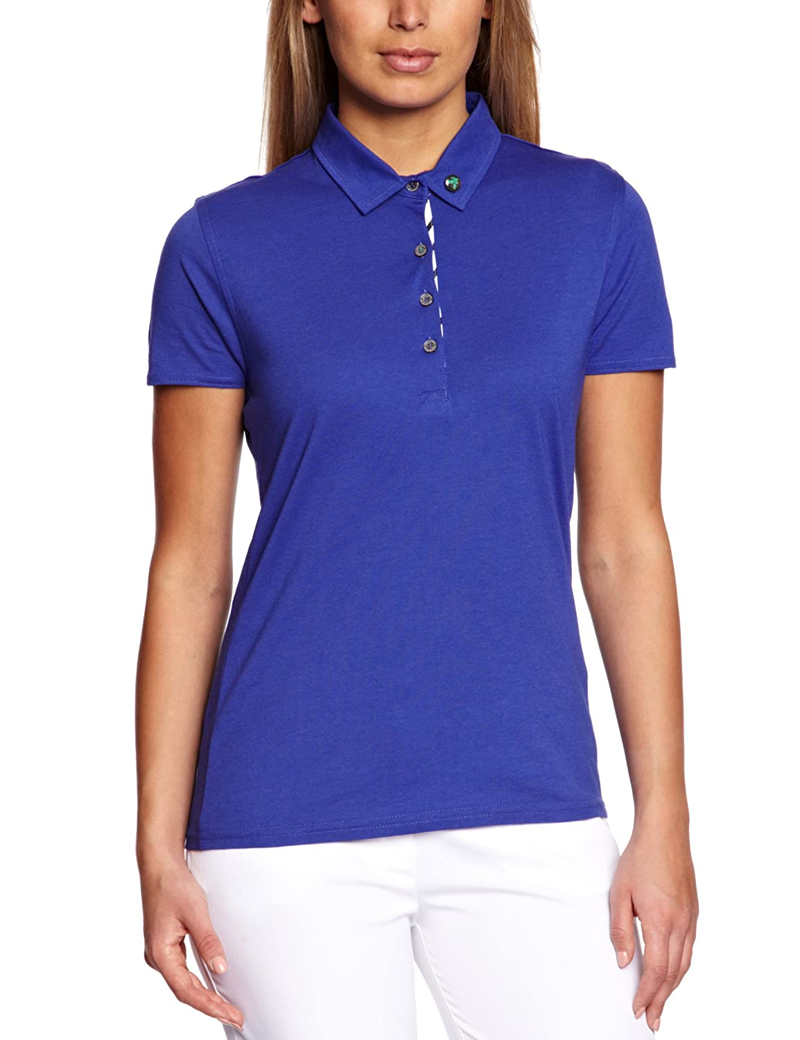 Lyle and Scott Verde Eagle - Polo para Mujer, tamaño 26, Color ...