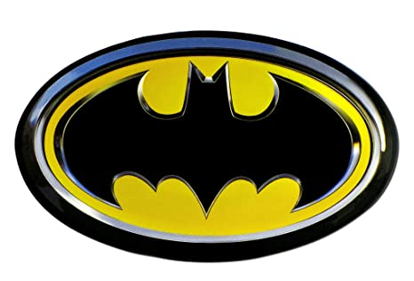 c21cb7f53b2a Buy DC Batman Logo Car Magnet Online at Low Prices in India - Amazon.in