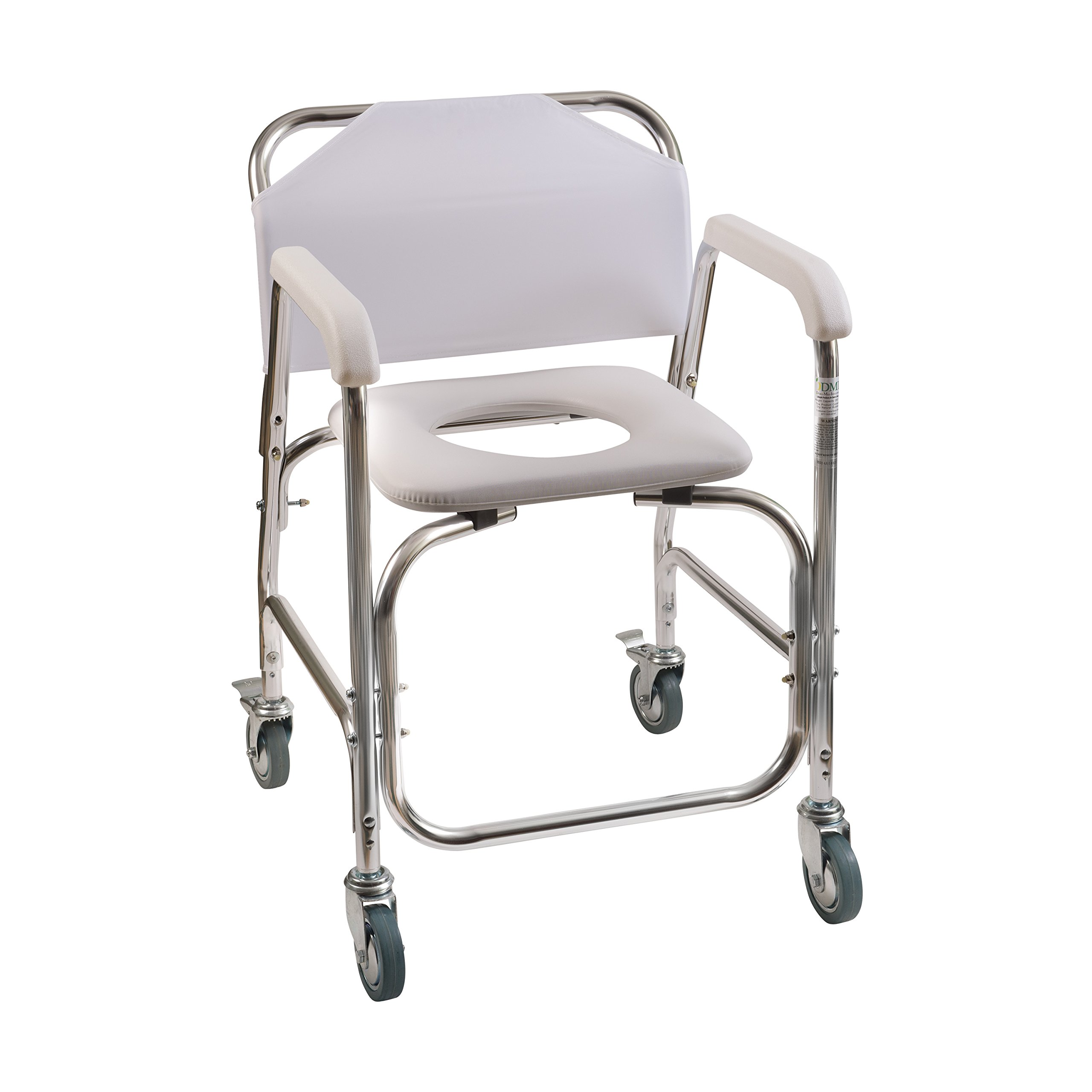 Best rolling shower chairs for disabled | Amazon.com
