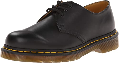 Dr. Martens 1461 3 Eye Leather Oxford Shoe for Men and Women