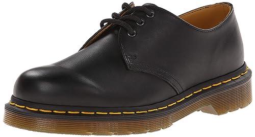 Unisexo Cordones 1461z De Cuero DrMartens Zapatos 4jLA5R