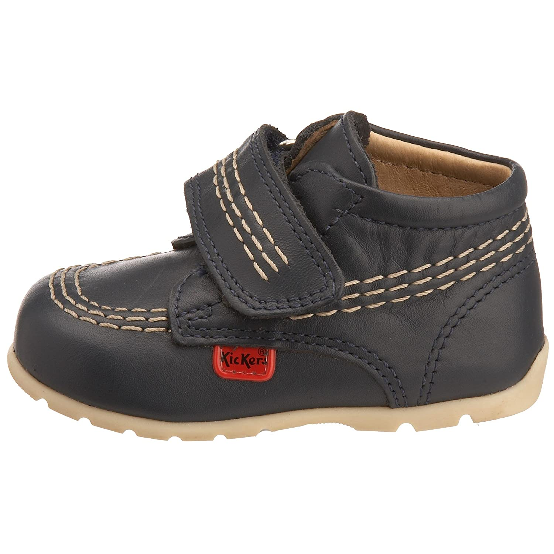 Kickers Infant Kick Hi B Strap Kids Unisex Baby Shoes