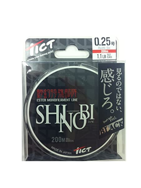 ティクト(TICT)SHINOBI(シノビ)200mの画像