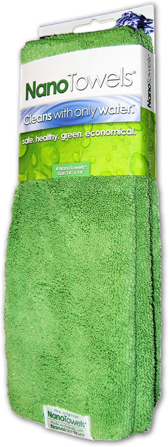 Nano Eco-Fabric Towels
