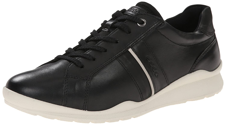 ECCO Footwear Womens Mobile III Casual Sneaker Flat B00O8FLQ5G 40 EU/9-9.5 M US|Black