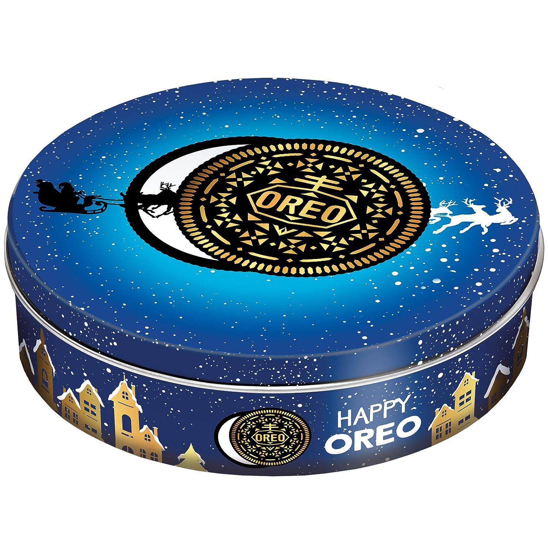 Oreo Christmas Tin 350g