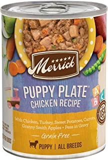 product image for Merrick Grain Free All Breed Sizes Canned Wet Dog Food (Case of 12)