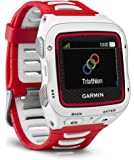 Garmin Forerunner 920XT GPS Multisport Watch with Running Dynamics and Connected Features - White/Red