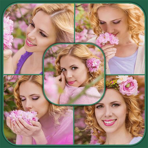 Photo Collage Creator & Photo Collage Maker Editor