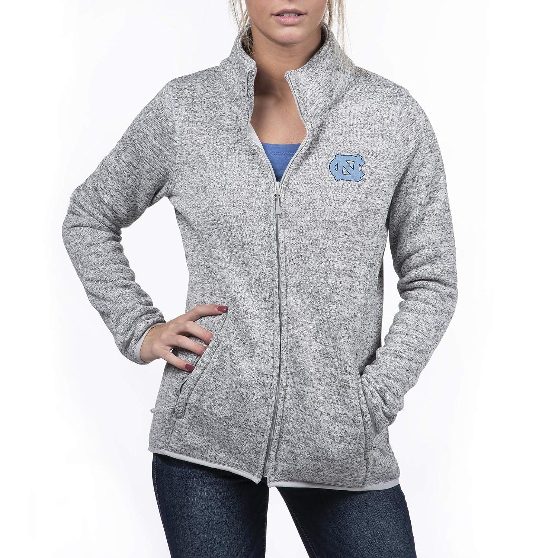 Top of the World NCAA Womens Premium Full Zip Sweater Fleece Jacket