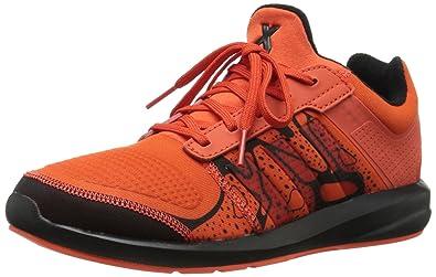 the best attitude 37bae 3c315 adidas Boys FB s-Flex X K-K, Bold OrangeWhiteBlack