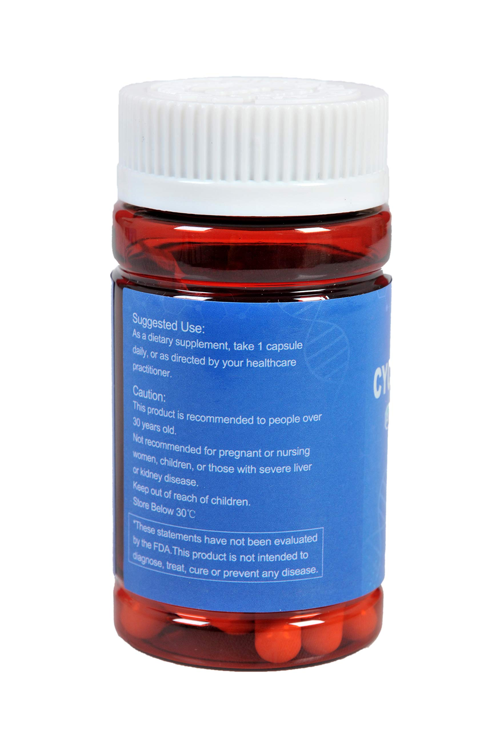 CAW Anti-Aging Supplement | Hypersorption Cycloastragenol 98% | 10mg 90enteric-Coated Capsules by CAW (Image #4)