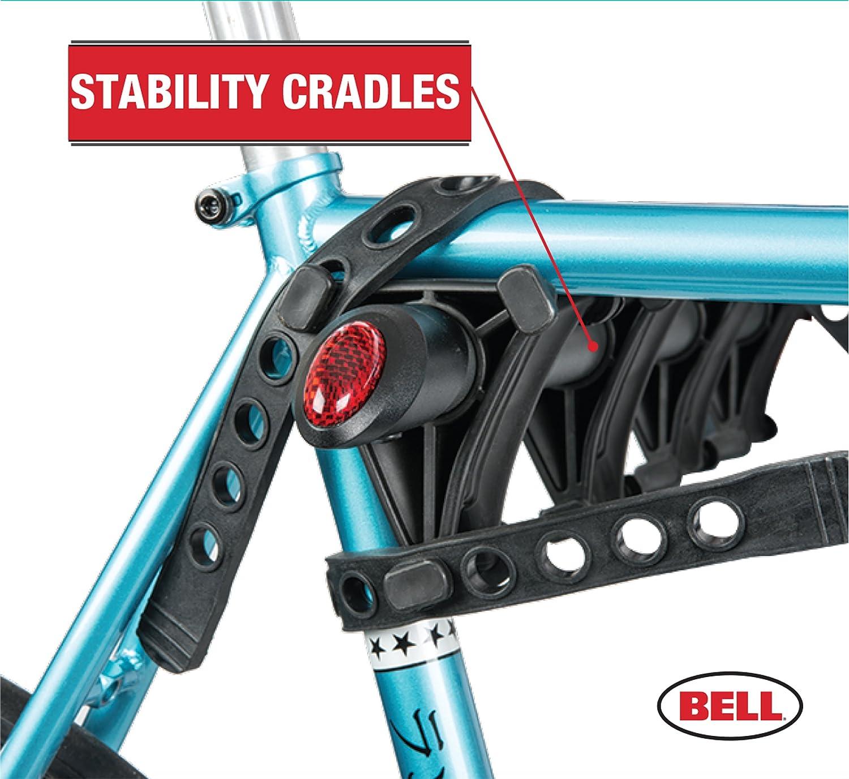 Bell Hitchbiker 450 - Enganche para 4 bicicletas con estabilidad: Amazon.es: Deportes y aire libre