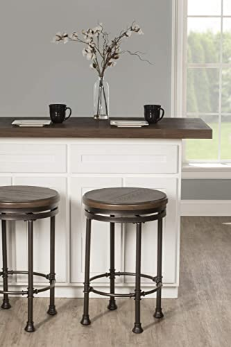 Hillsdale Furniture Hillsdale Casselberry Swivel Counter Stool