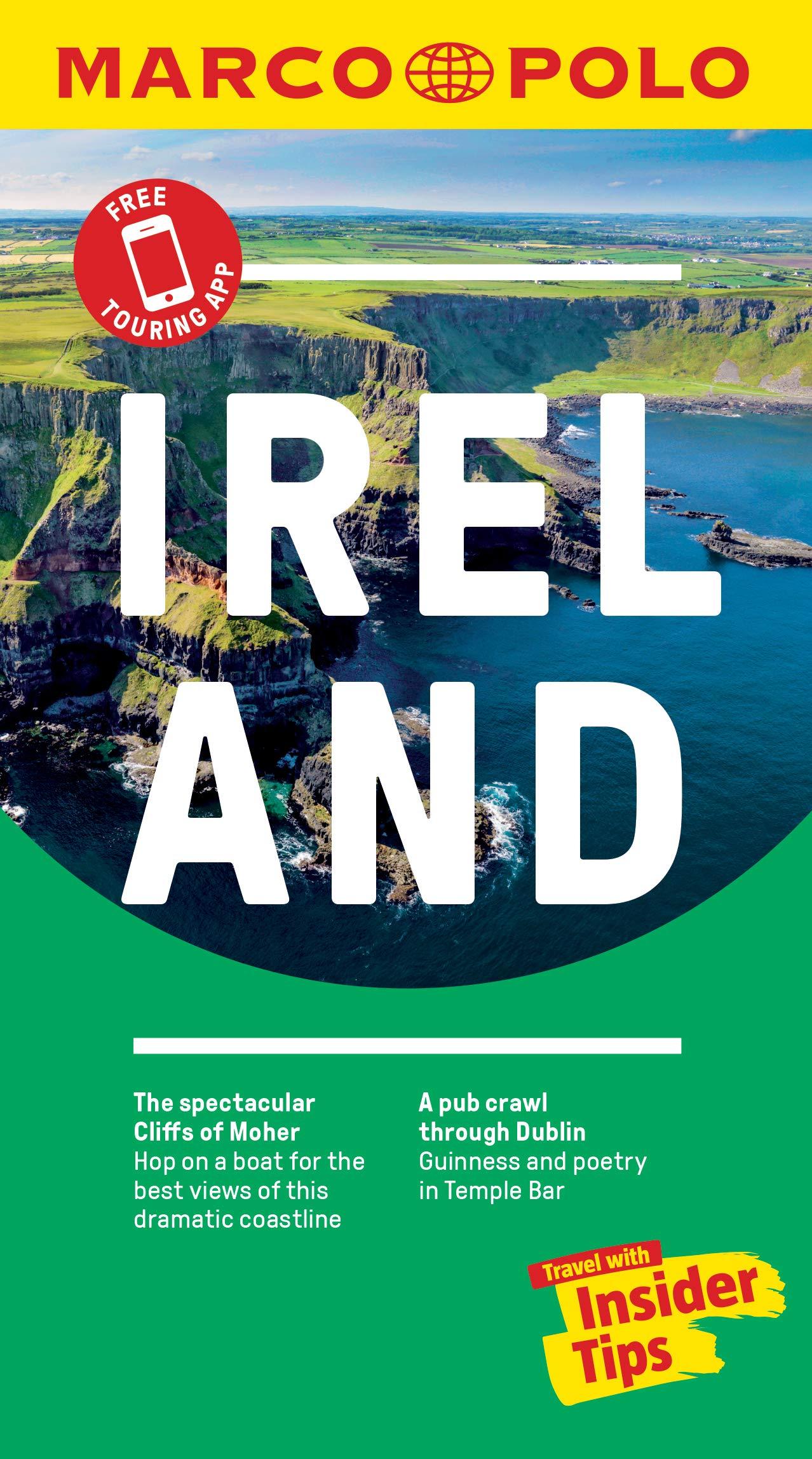 Ireland Marco Polo Pocket Travel Guide 2019 Marco Polo Travel ...