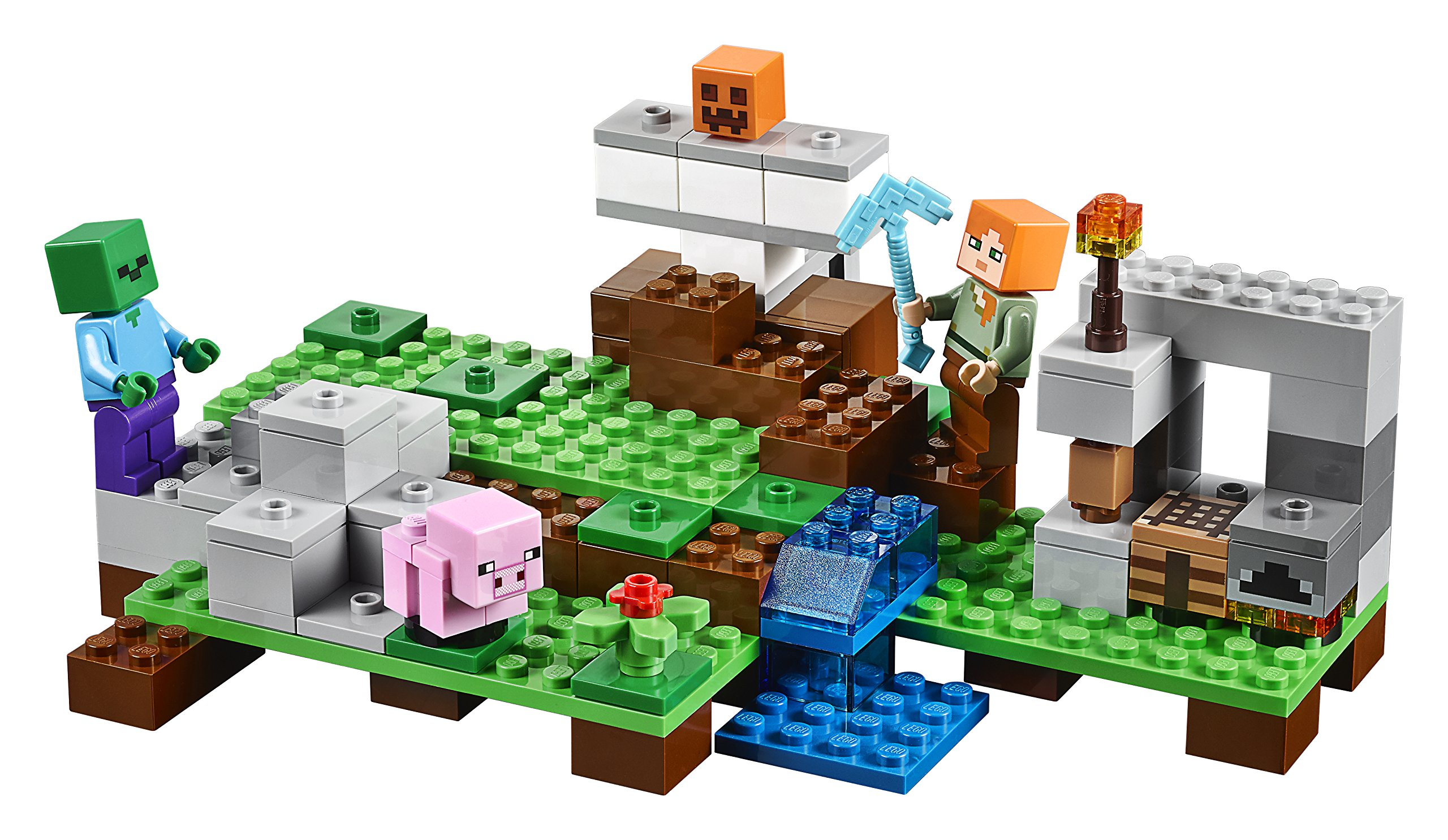 LEGO The Iron Golem by LEGO (Image #4)