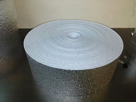 Amazon com: AES 6 x 125 Reflective Foam Core Insulation HVAC