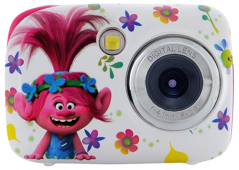 Sakar CA2-10801-INT - Trolls - Digitalkamera 10.1 MP, Elektronisches Spielzeug