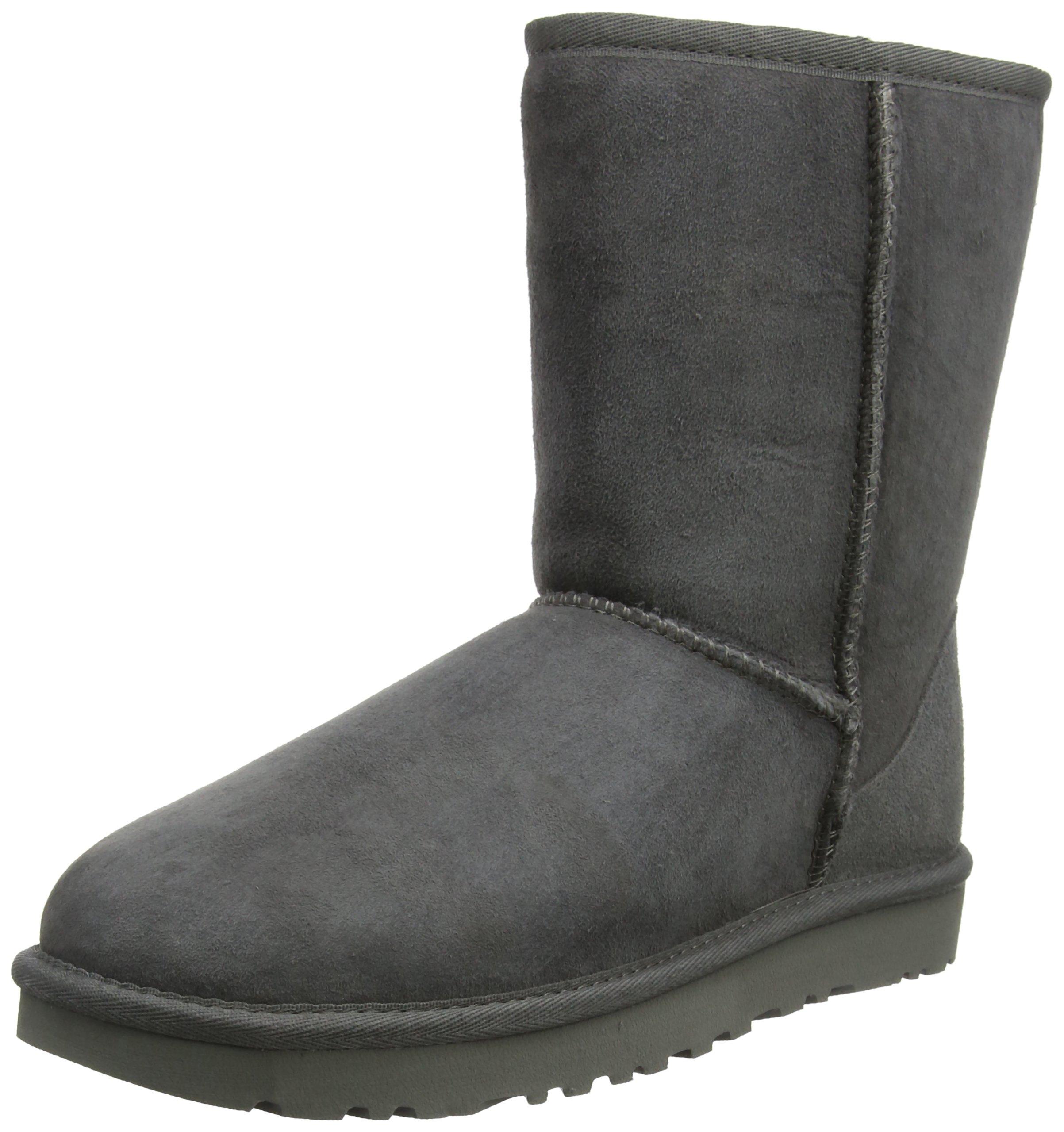 UGG Australia Women's Classic Short Slouch Boots