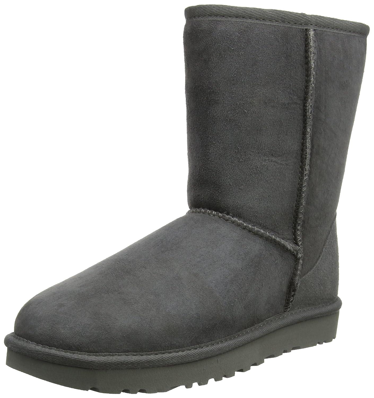 UGG Classic Short II - Botas para mujer, color Gris, talla 39: Amazon.es: Zapatos y complementos