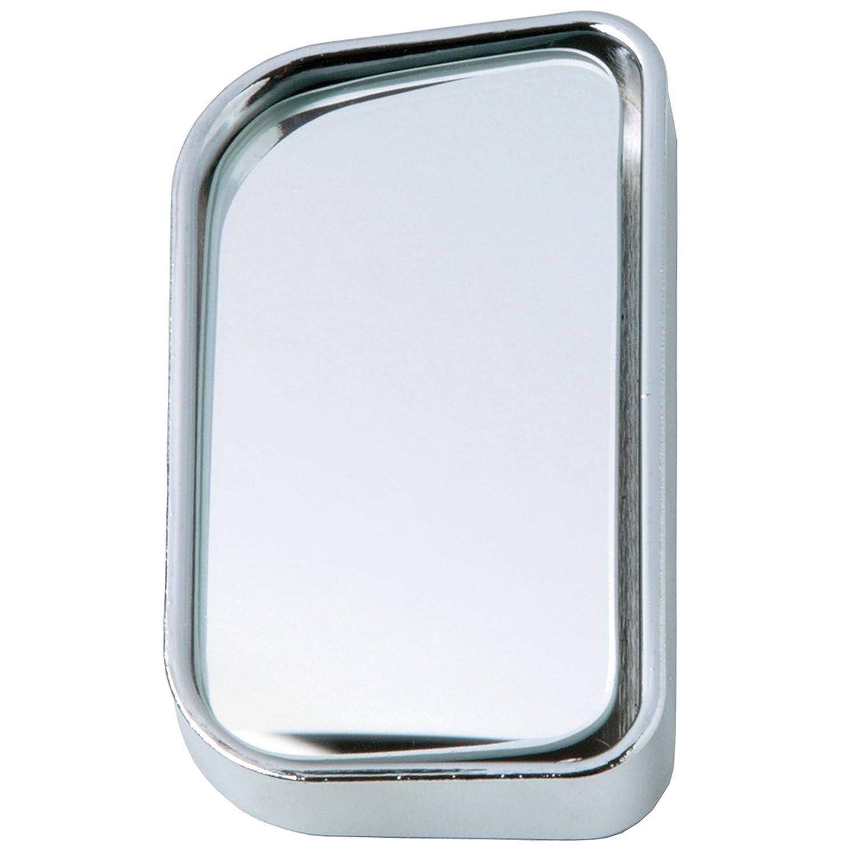 Sumex 1035575 Car Convex Blind Spot Mirror - Chrome
